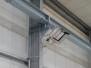 Производственный зал: газовые установки, лучистое отопление - газовые излучатели